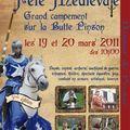 Fête médiévale de montmagny