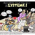 Quand bendir man se marie avec...le système