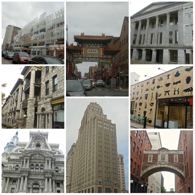 Philadelphia architecture