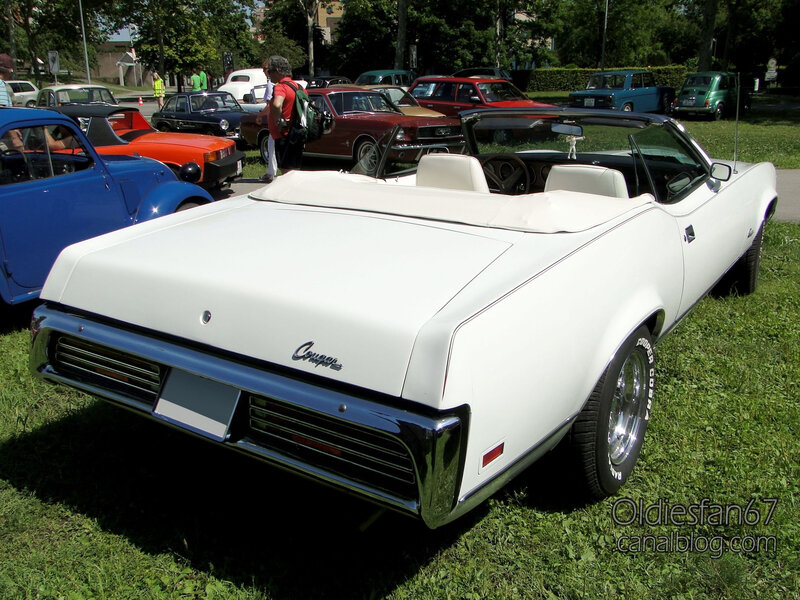 Mercury Cougar XR-7 convertible 1971-1972-02