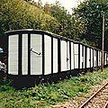 Retro cf touristique. festival à froissy en septembre 1991