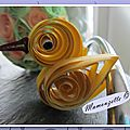 Quilling poussin22