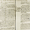 Le 4 octobre 1789 à mamers.