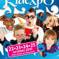 Ce week-end : kidexpo