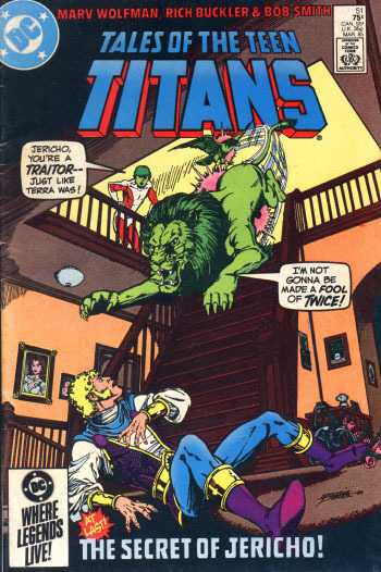 tales of the teen titans 51