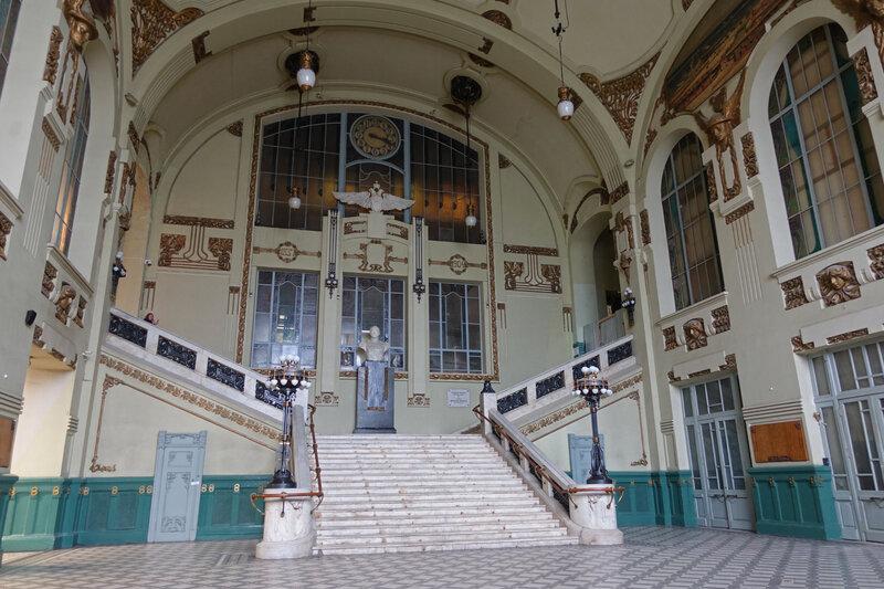 Gare de Vitebsk 2