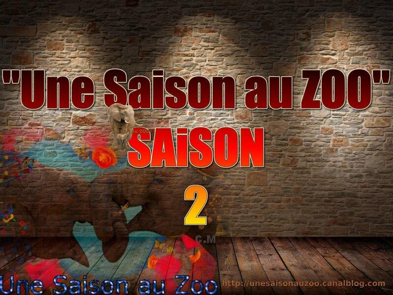 - une SAiSON au ZOO saison 2