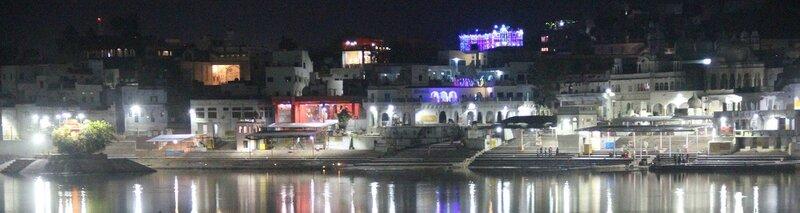 Lac sacré de Pushkar Photo ML Henry