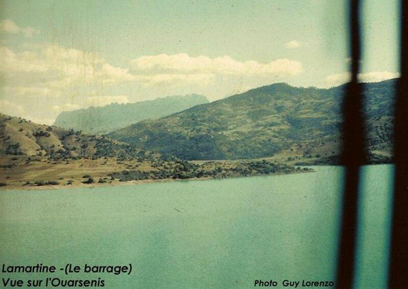 BARRAGE DE OUED FODDA 14 Ouarsenis_1