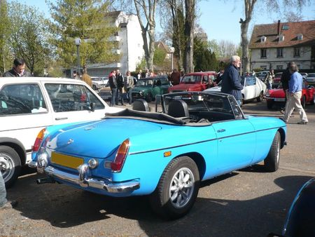 MG MGB roadster Strasbourg - PMC (2)