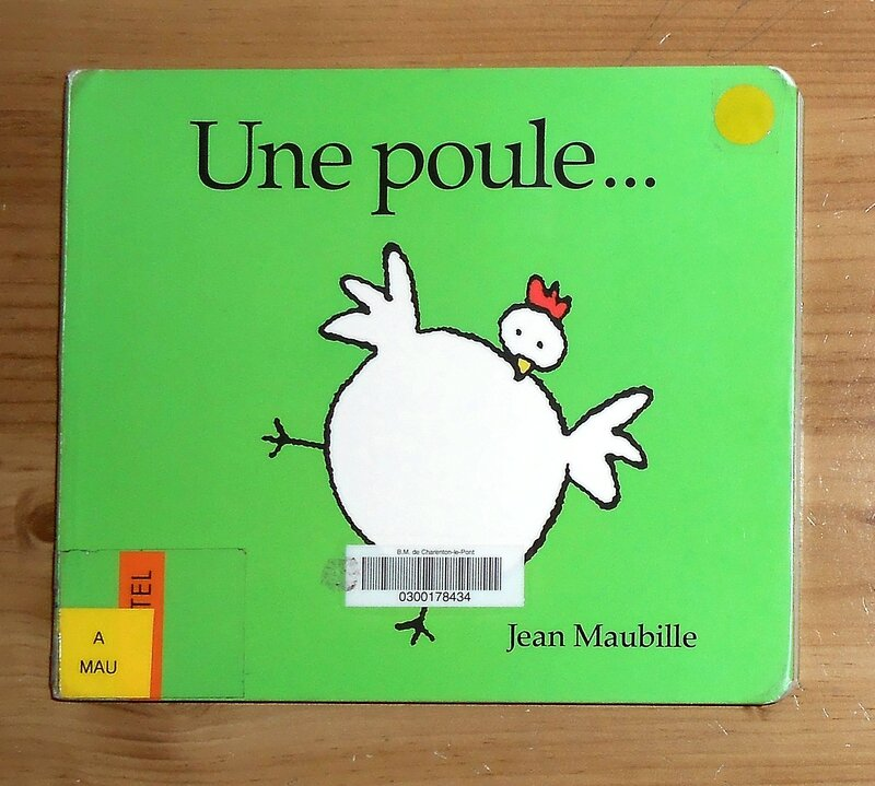 Une poule (1)