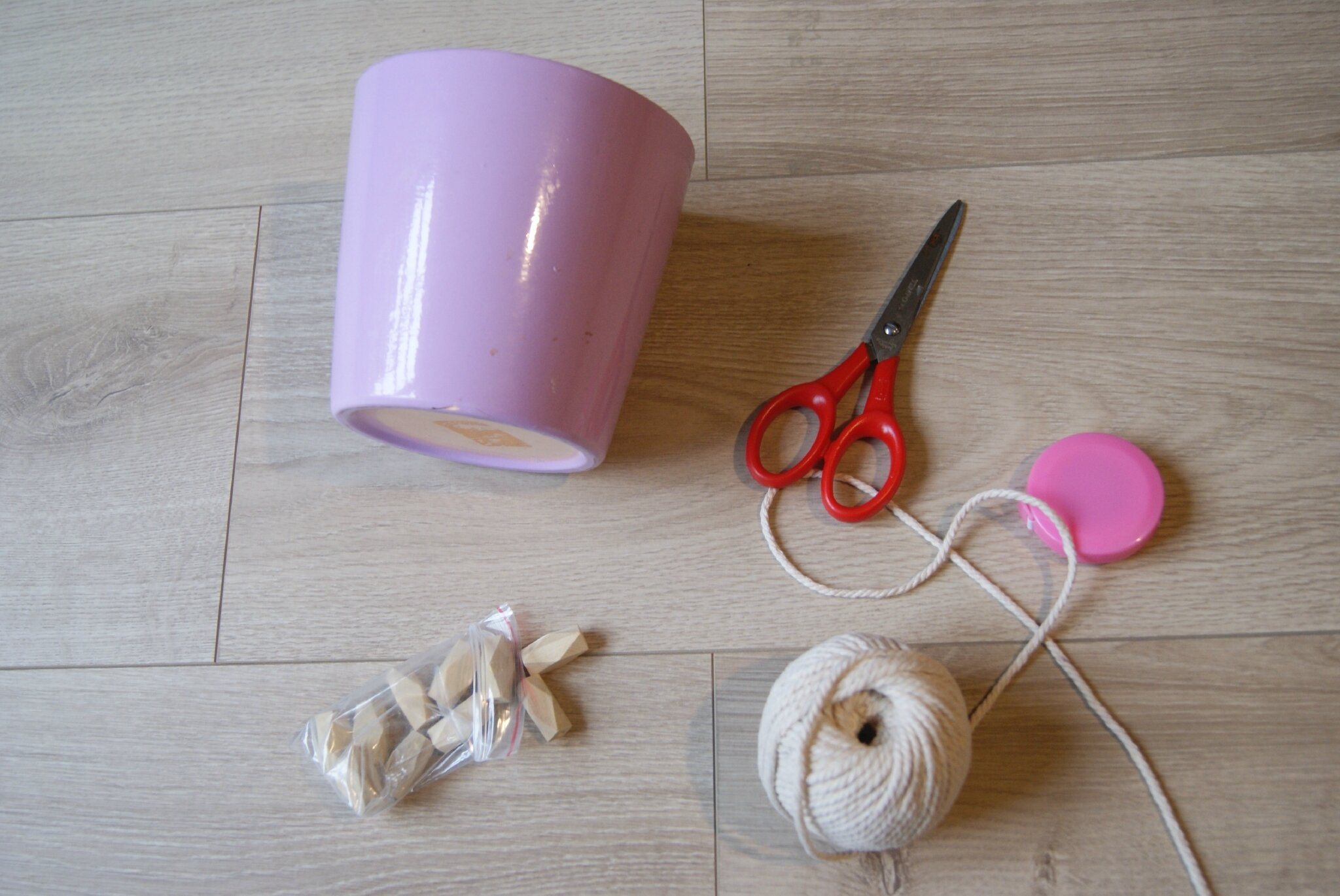 Diy Suspension Macrame Mon Grain De Sel