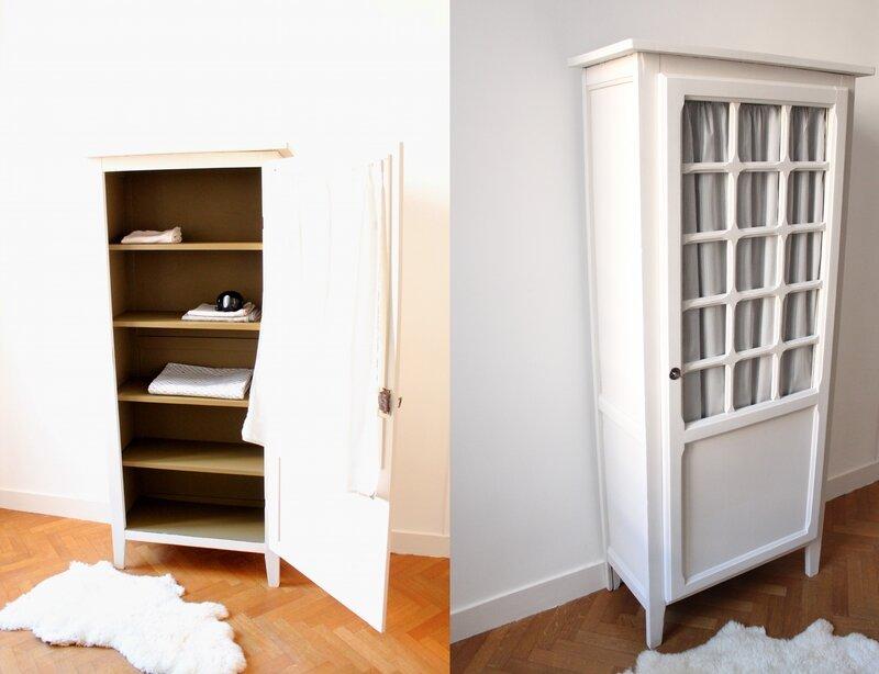 petite armoire chambre enfant bébé TRENDY LITTLE 6