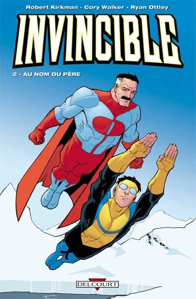 delcourt invincible 02