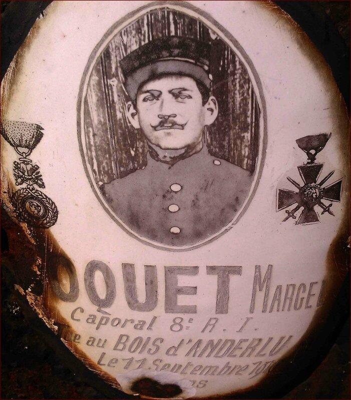 Coquet Marcel 8e