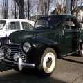 Simca 6 1947 à 1950, retrorencard 2011