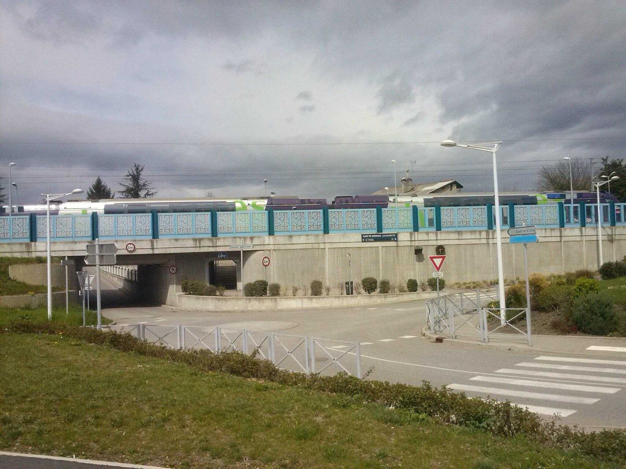 Moirans-La Galifette (Isère)