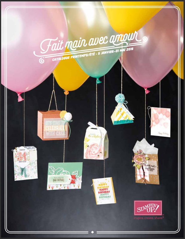 affiche catalogue printemps été 2016