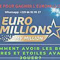 Comment gagner facilement a l'euromillion?