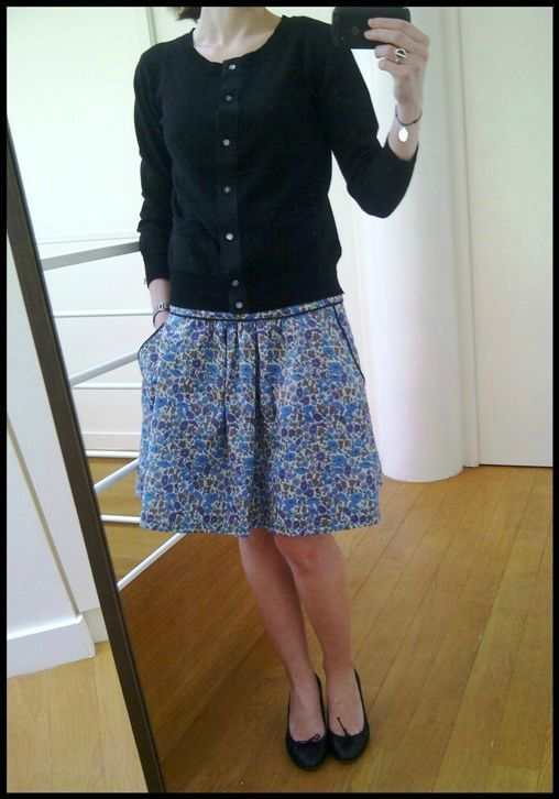 jupe patronmaison poppy & daisy