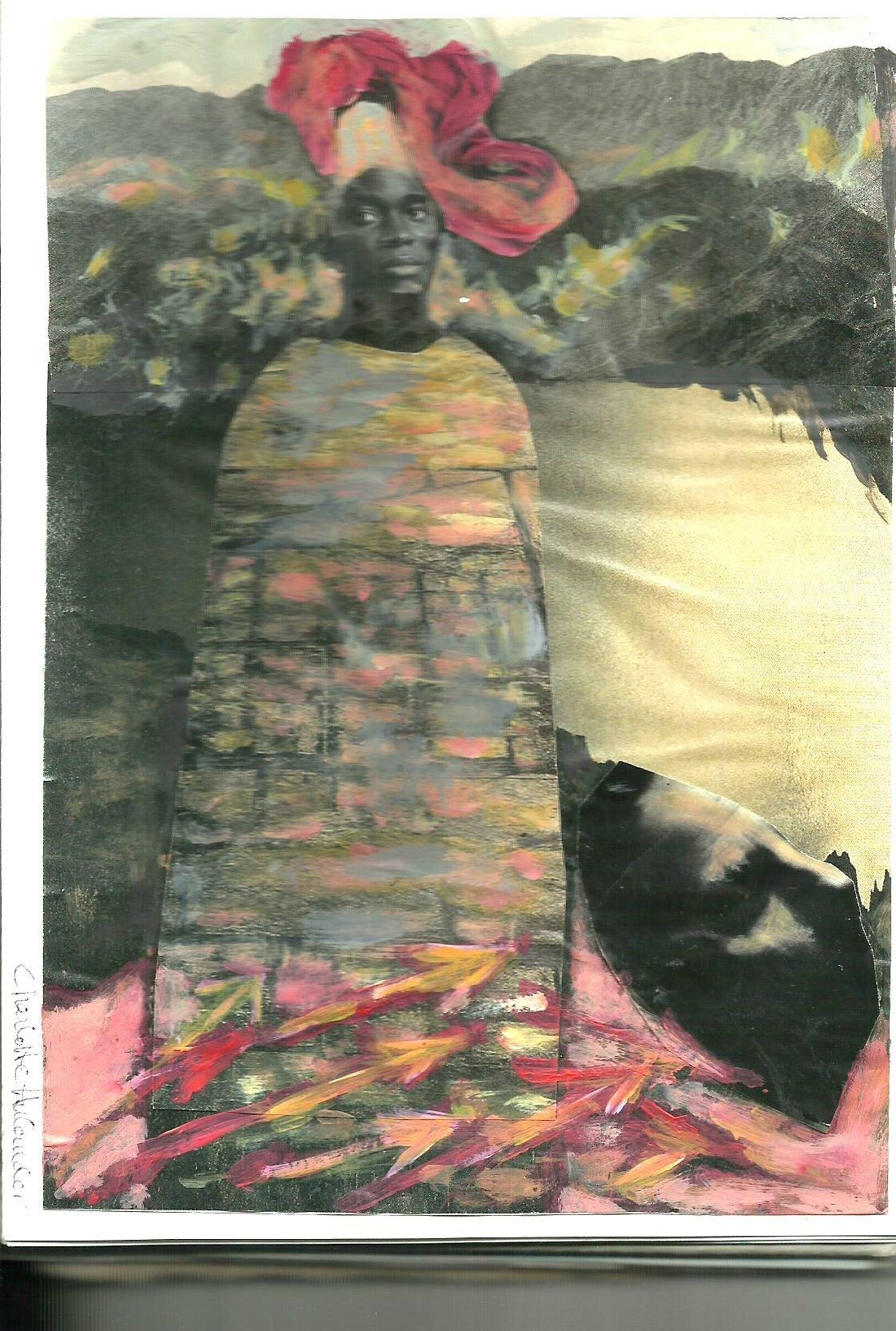 La mort du roi Tsongor. Charlotte Hulander.
