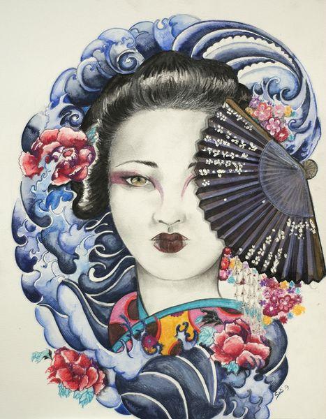 Geishacolo