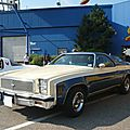 CHEVROLET El Camino Classic 400 2door pick-up Sinsheim (1)