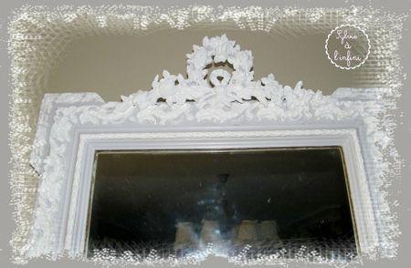 Relookage de Cadre Miroir dans l'Esprit Gustavien (13)
