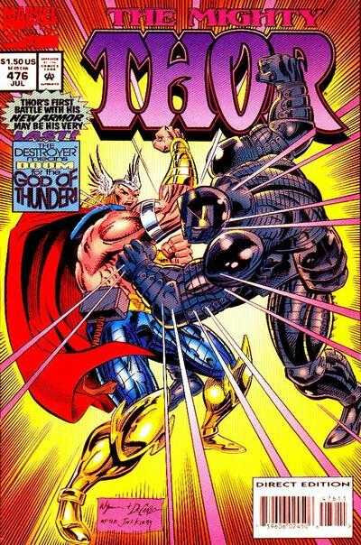mighty thor 1966 476