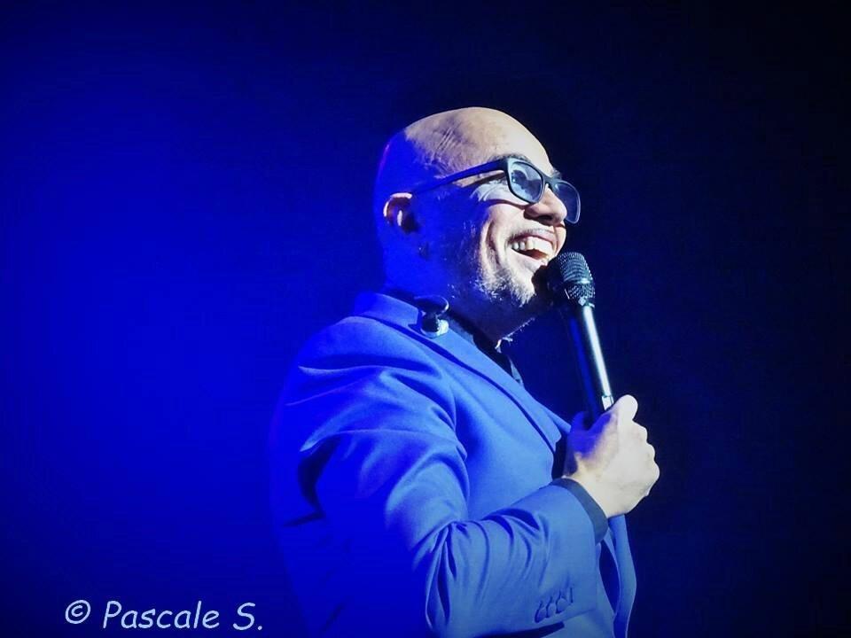 Chronique : Pascal Obispo à Bruxelles