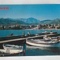 Ile Rousse Le port datée 1995