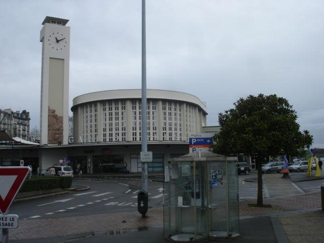 brest station