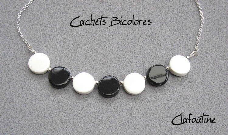 Cachets Bicolores