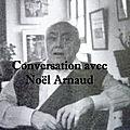 conversations noël Arnaud