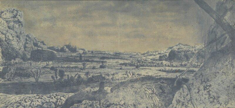 Hercules Segers_Bergvallei met omheinde velden_1625_30_Rijksmuseum (2)