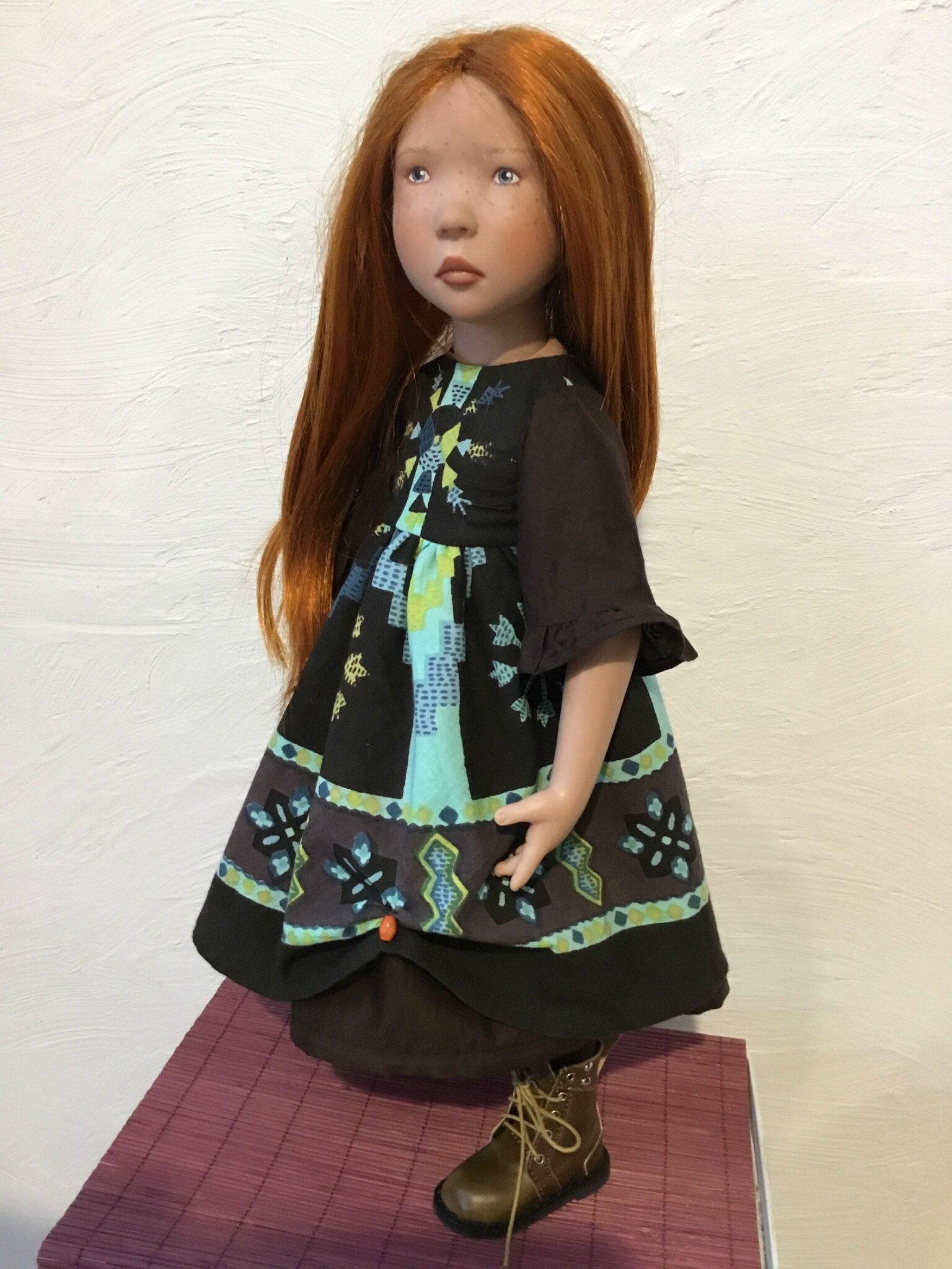 robe et chaussettes pour Zwergnase 50 cm,, 15 € et 2,70 fdp ( Noélie) Plus disponible