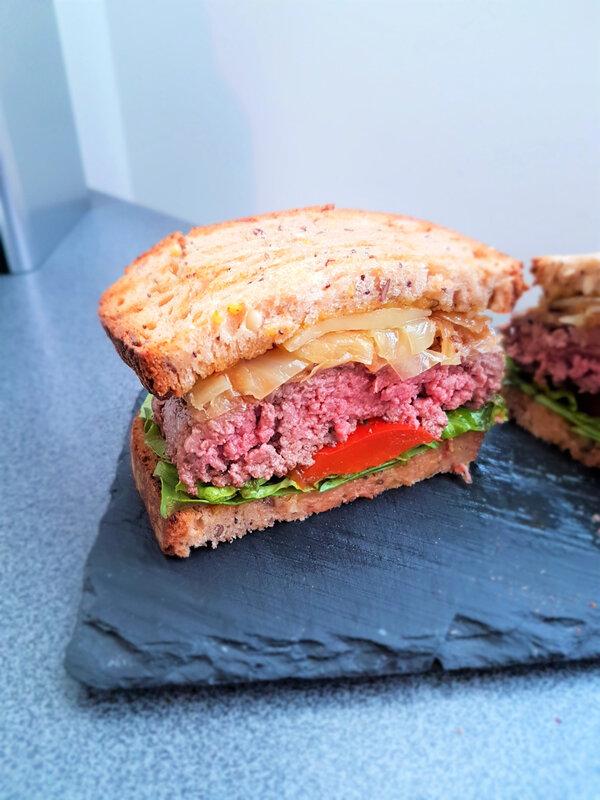 chez cathytutu cyril lignac tous en cuisine burger (6)