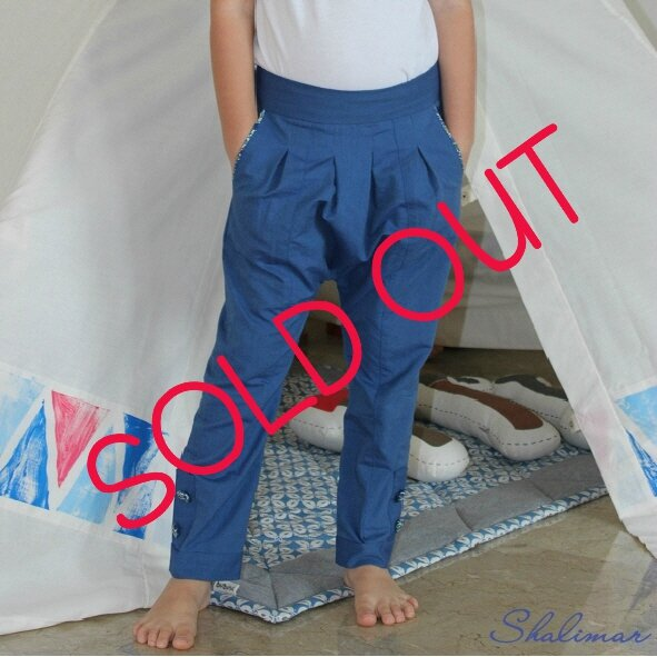 shalimar sold out