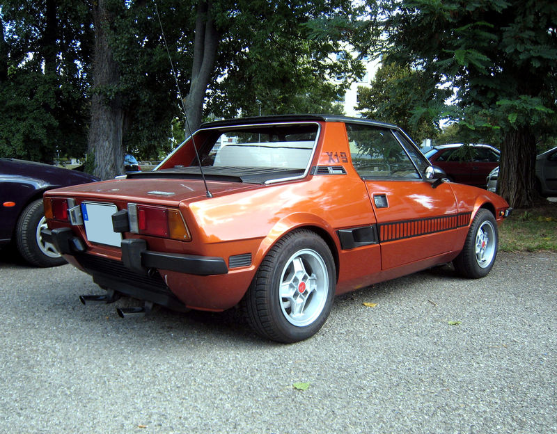 la fiat x1 9 bertone molsheim the g g blog. Black Bedroom Furniture Sets. Home Design Ideas