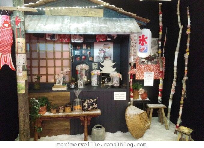salon créations et savoir-faire 2018 - tribu caravane 2- blog marimerveille