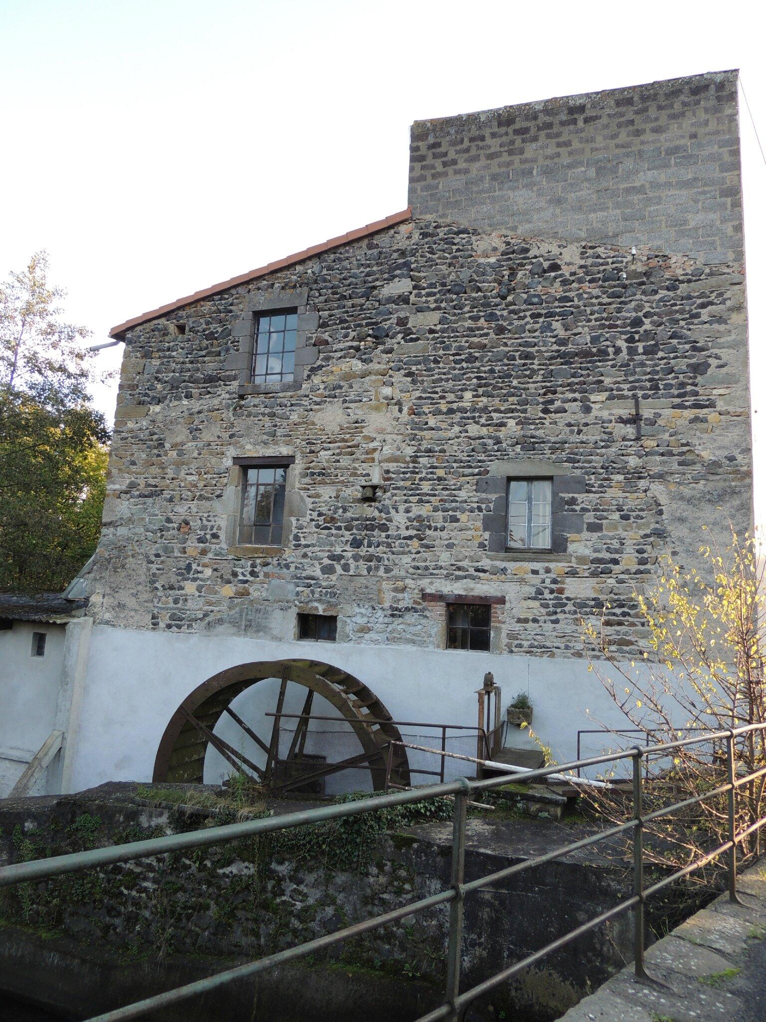 Le Moulin des Roches (Les Martres de Veyre) (22)
