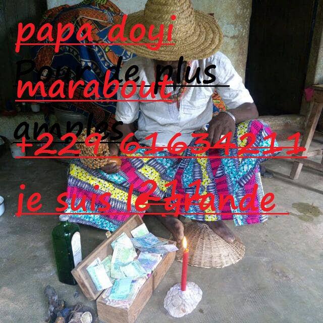 LE PLUS MEILLEUR MÉDIUM VOYANCE SERIEUX AFRICAIN