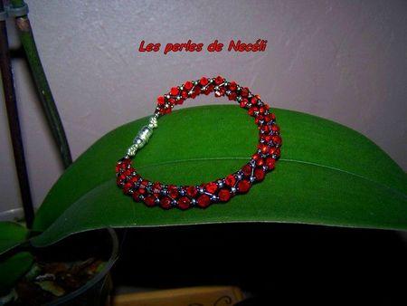 Xoxo rouge et noir 02