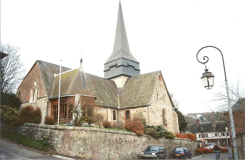 L'église, lieu de culte catholique