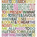 Pleine conscience & art-thérapie