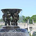 Sculptures de Vigeland au parc Frogner