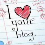 I love your blog award pic
