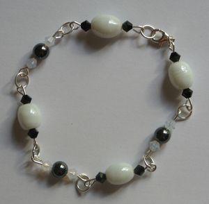 Bracelet Tenue de soirée Ag 925