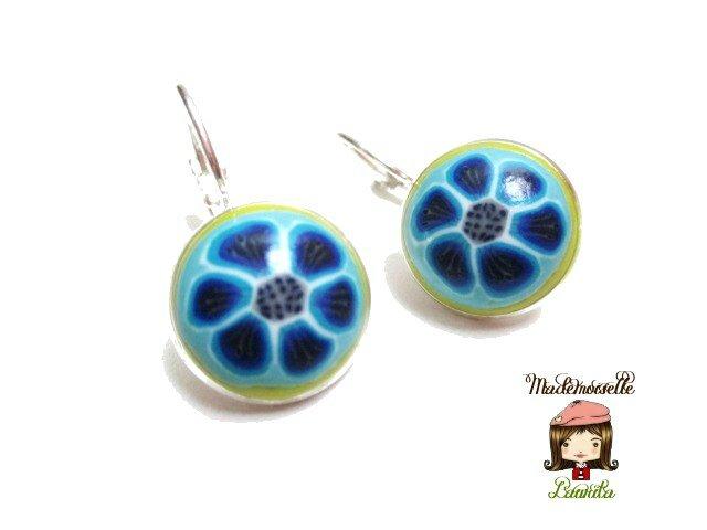 boucles-d-oreilles_fleurs_turquoise_kiwi