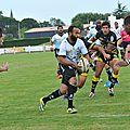 14-15, Albi x Massy, 1er août, le match